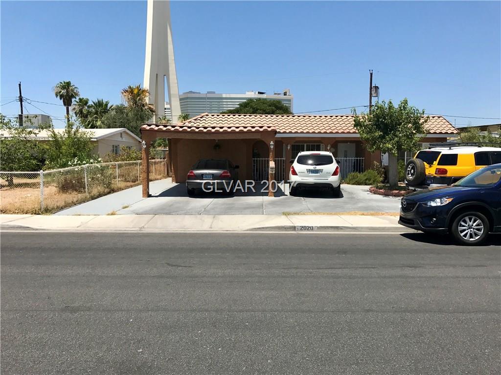 2020 SANTA PAULA Drive, Las Vegas, NV 89104