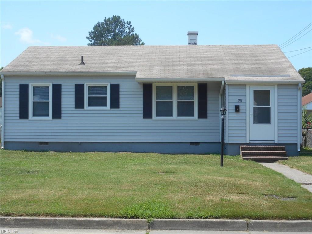 26 ASPENWOOD DR, Hampton, VA 23666