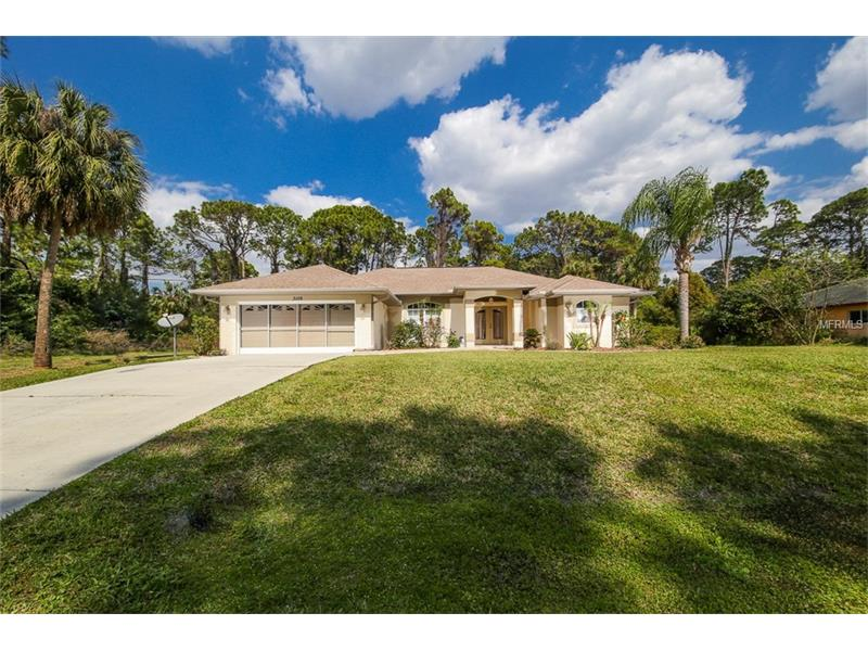 3156 SCRANTON AVENUE, NORTH PORT, FL 34286