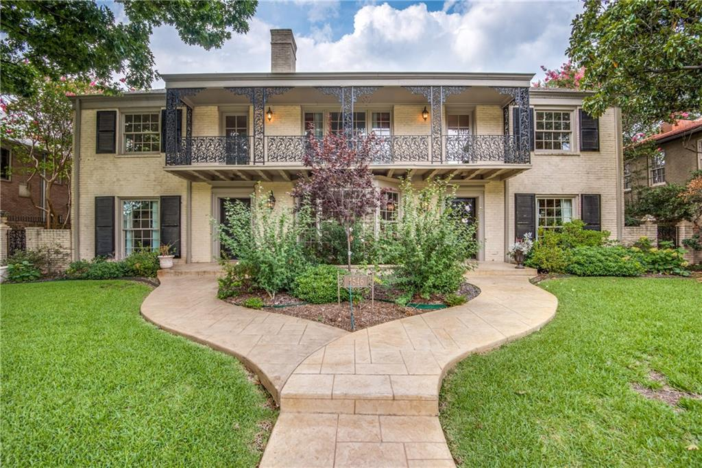 4546 Westway Avenue, Highland Park, TX 75205