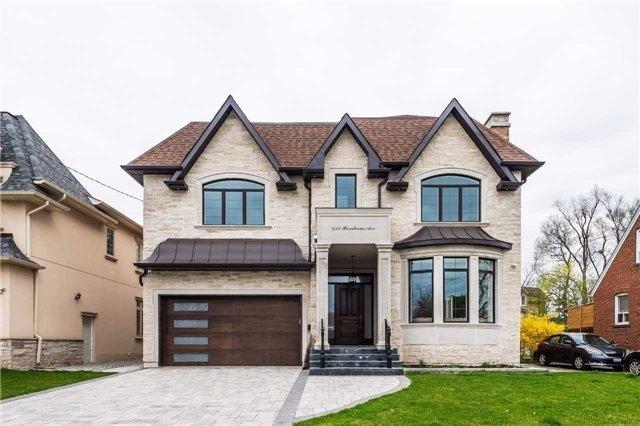 432 Horsham Ave, Toronto, ON M2R 1H2