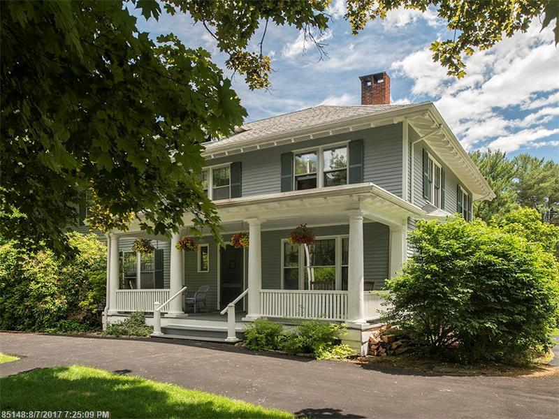 291 Foreside RD , Falmouth, ME 04105