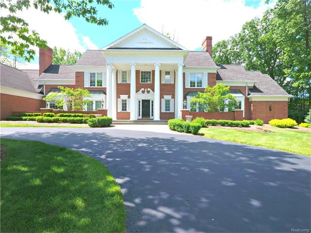 367 Sycamore Court, Bloomfield Twp, MI 48302