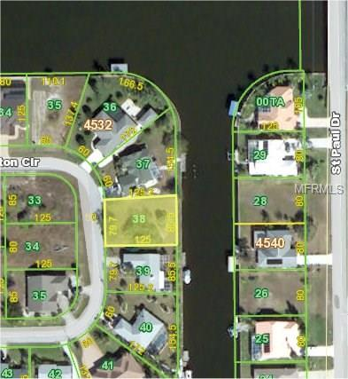 15612 RUSTON CIRCLE PORT CHARLOTTE, Florida