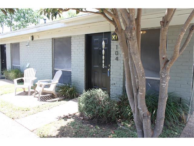 606 W 51st St #104, Austin, TX 78751