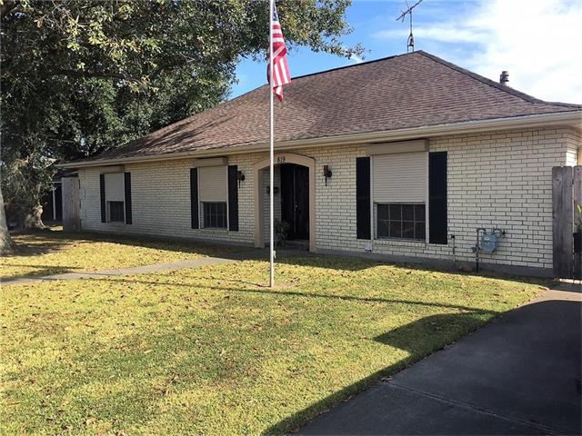 819 AVENUE E Drive, MARRERO, LA 70072