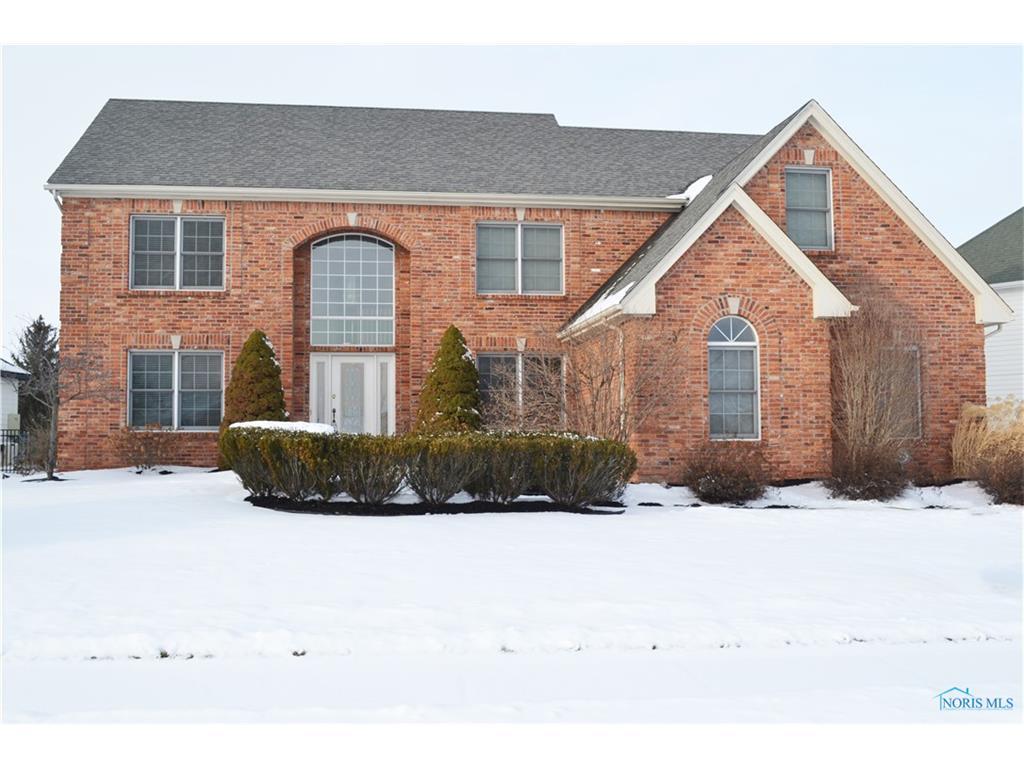 9136 BLUE MIRAGE Drive, Sylvania, OH 43560