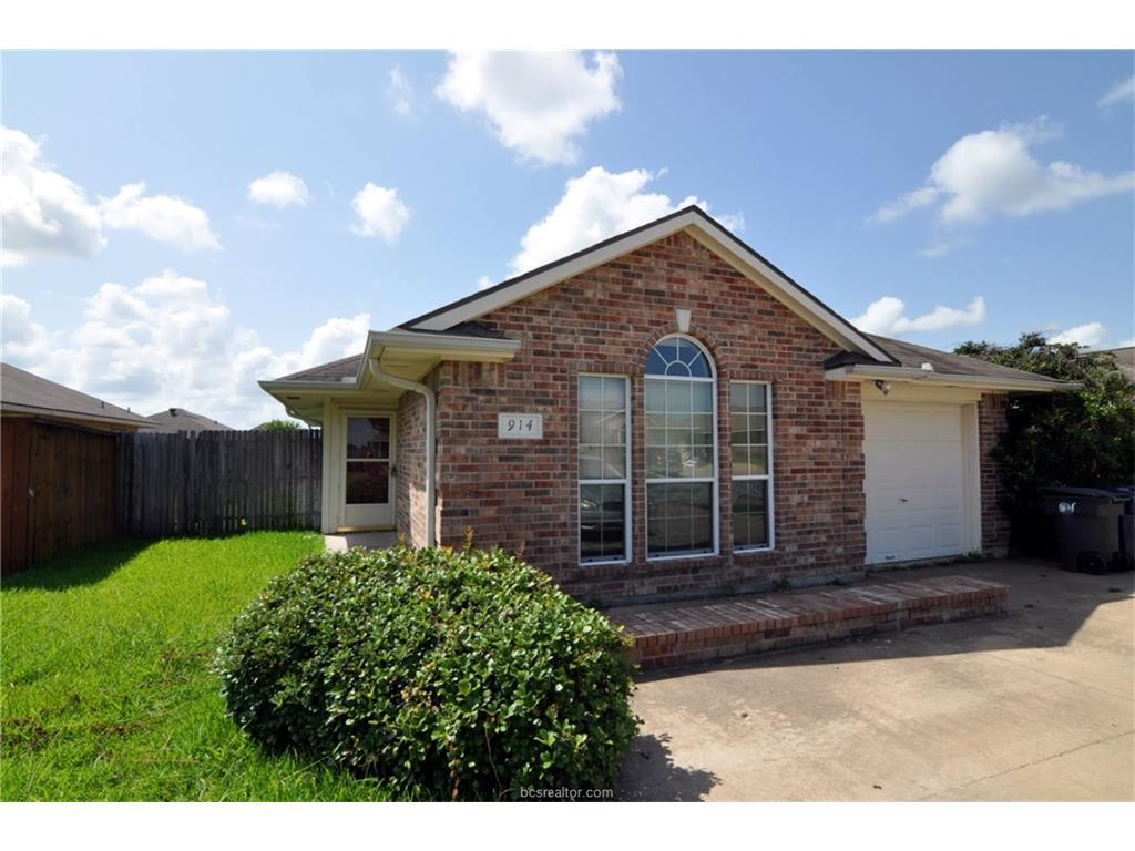 914 BOUGAINVILLEA Street, College Station, TX 77845