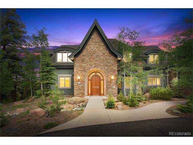 11406 Conifer Ridge Drive, Conifer, CO 80433