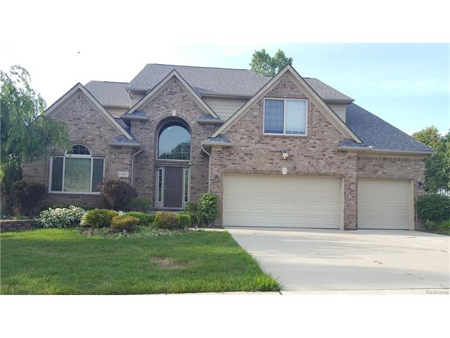 12447 WENDOVER Drive, Plymouth Twp, MI 48170
