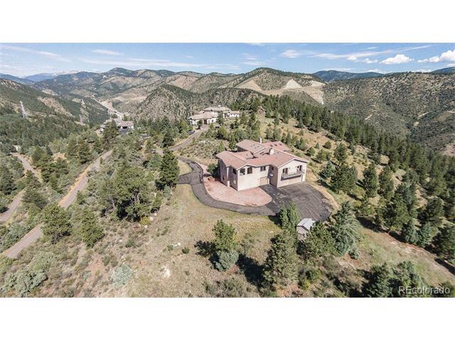 428 Upper Elk Valley Drive, Evergreen, CO 80439
