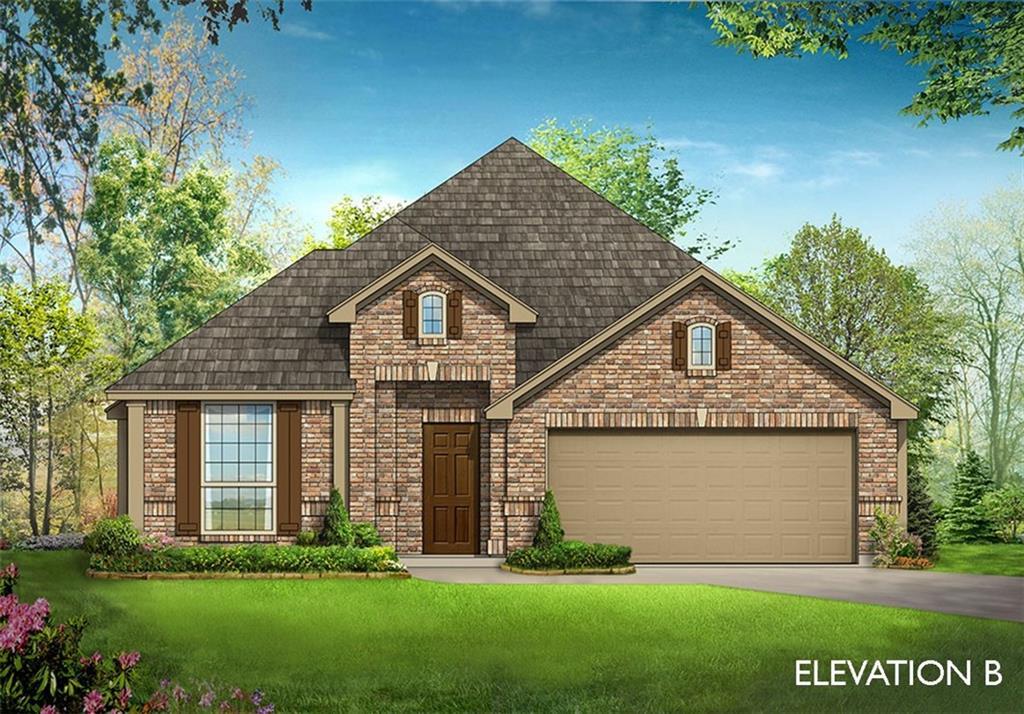 809 Fairfield Drive, Wylie, TX 75098