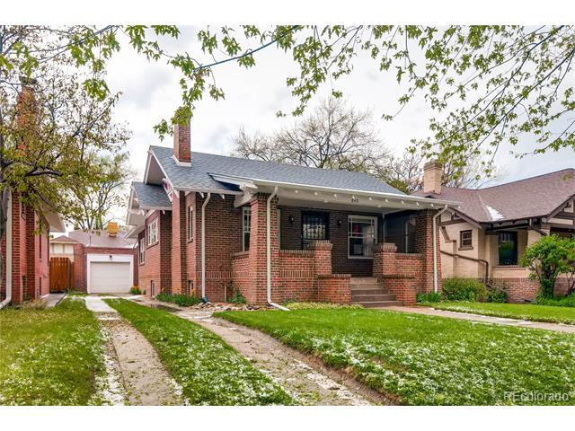 843 Steele Street, Denver, CO 80206