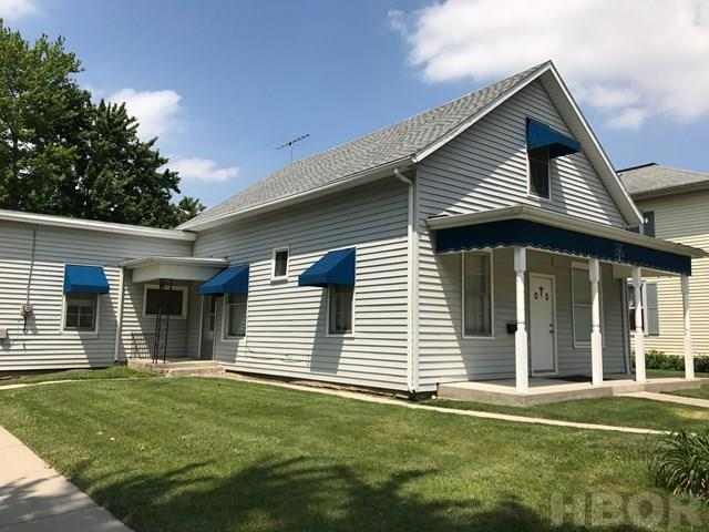 A Rooney & Associates listing. Contact Kim Cameron at 419/306-7823 or Brian Whitta at 419/701-4040. Great downtown location! Upstairs could easily be converted to an efficiency apartment.