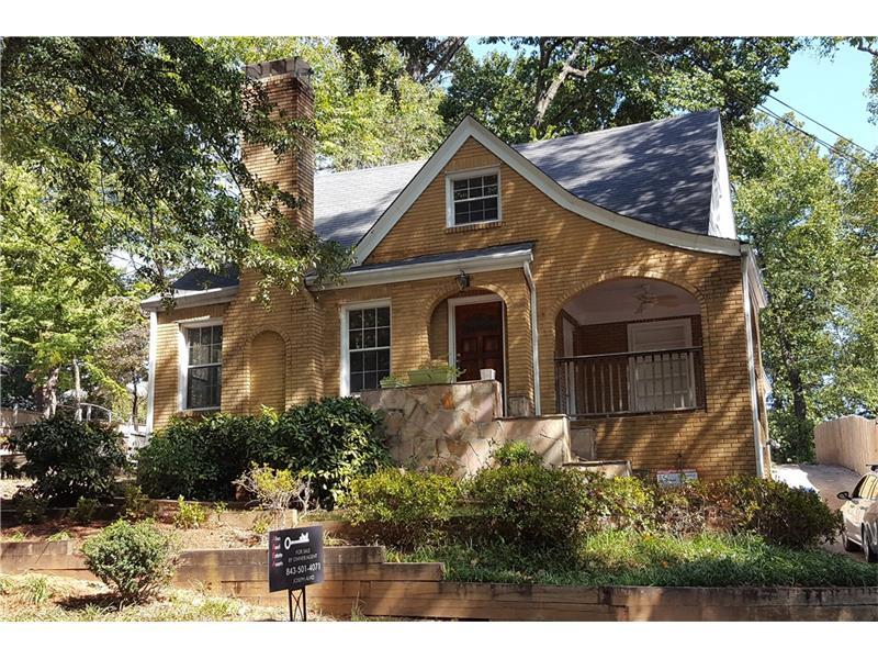 1407 NE Lanier Place, Atlanta, GA 30306