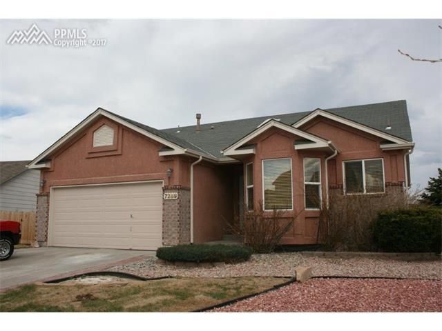 7289 Allens Park Drive, Colorado Springs, CO 80922