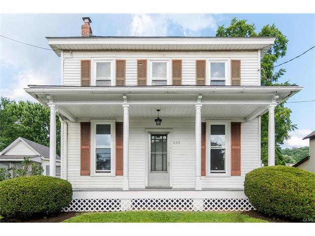 633 Washington Street, Walnutport Borough, PA 18088