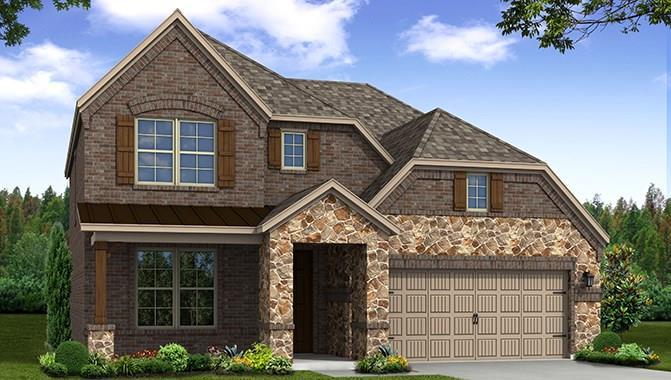 5401 Delta Blush Lane, McKinney, TX 75070
