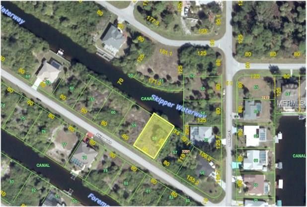 17408 SKIPPER LANE PORT CHARLOTTE, Florida