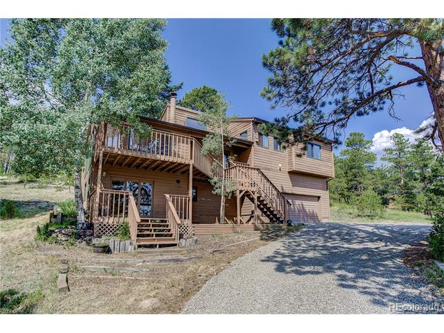 7203 Silverhorn Drive, Evergreen, CO 80439