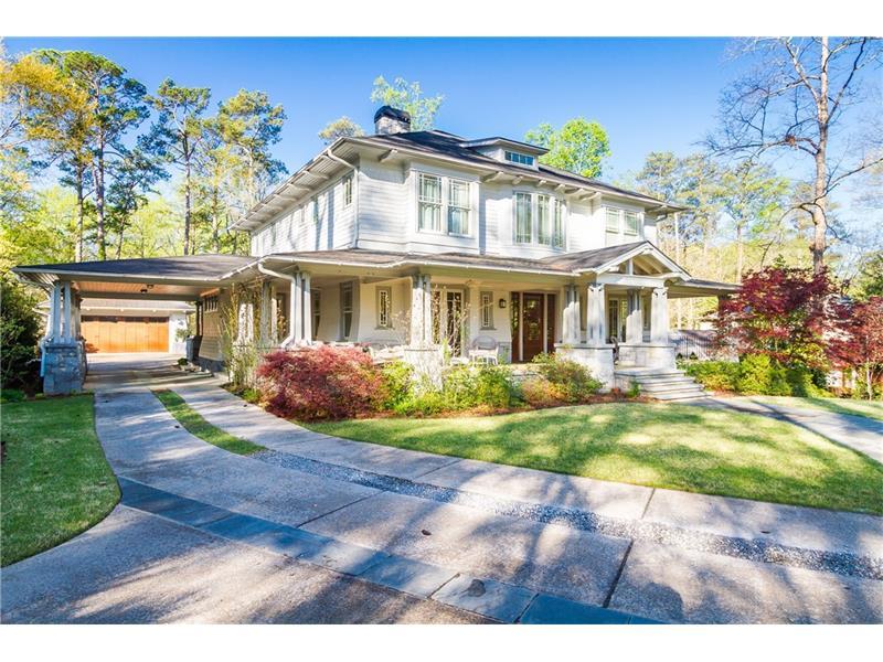60 Forrest Lake Drive, Atlanta, GA 30327