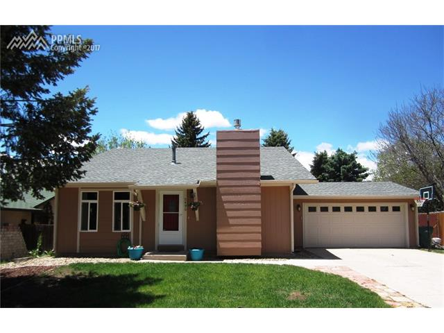 5490 Oro Grande Drive, Colorado Springs, CO 80918