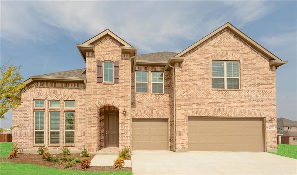 2305 Saratoga Drive, Melissa, TX 75454
