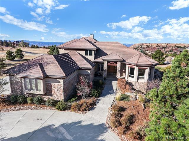 470 Sapphire Drive, Castle Rock, CO 80108