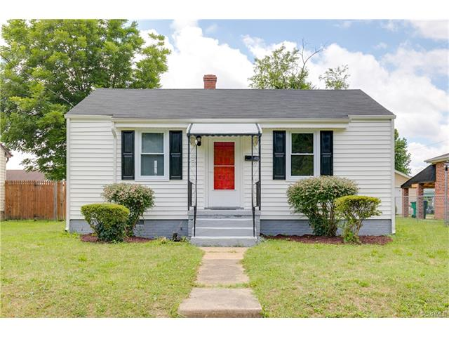 607 Jasper Avenue, Richmond, VA 23222