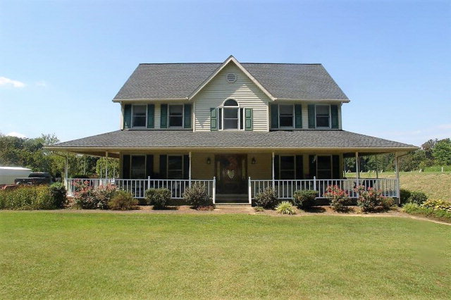 1331 Tick Ridge Road, Wheelersburg, OH 45694