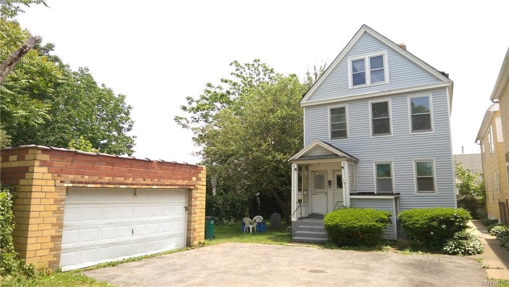 311 Amherst Street Lower Rear, Buffalo, NY 14207