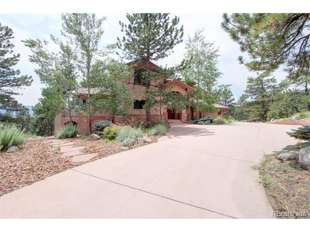3655 Sunshine Canyon Drive, Boulder, CO 80302