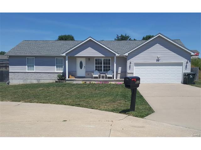 917 Hawks Circle Drive, Hillsboro, MO 63050