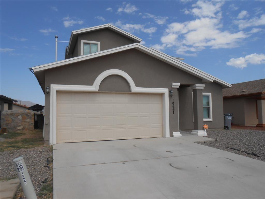 10661 Silvercloud Drive, El Paso, TX 79924