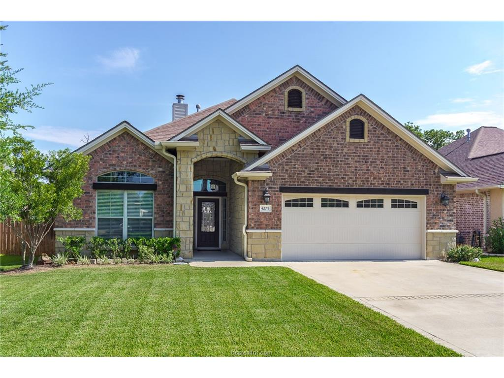 4275 Hollow Stone Drive, College Station, TX 77845