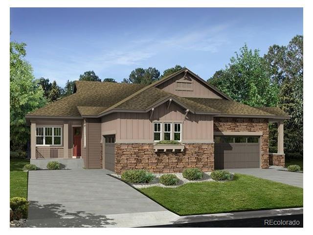 3681 New Haven Circle, Castle Rock, CO 80109