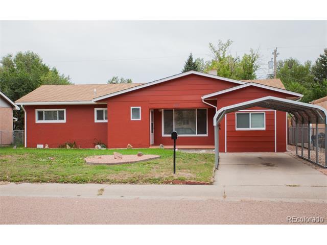 113 Doris Drive, Colorado Springs, CO 80911
