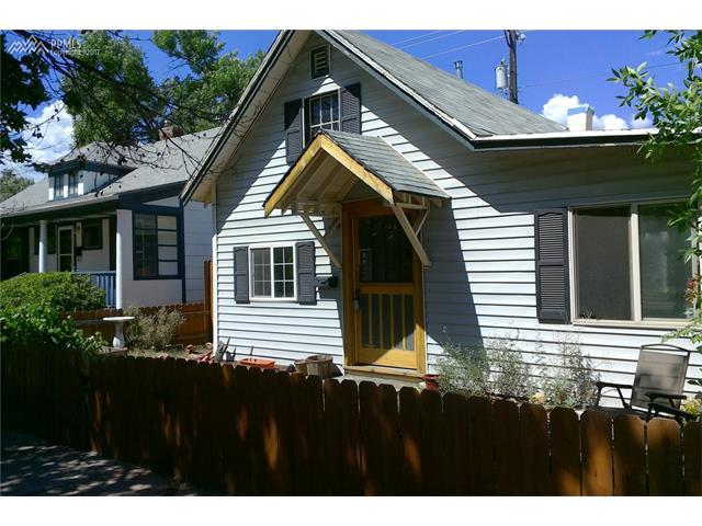 1626 N Wahsatch Street, Colorado Springs, CO 80907
