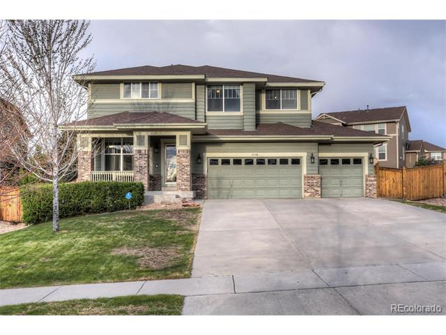 11748 S Rock Willow Way, Parker, CO 80134