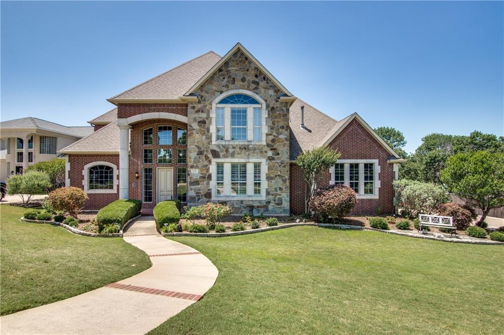 806 Tree Haven Court, Highland Village, TX 75077