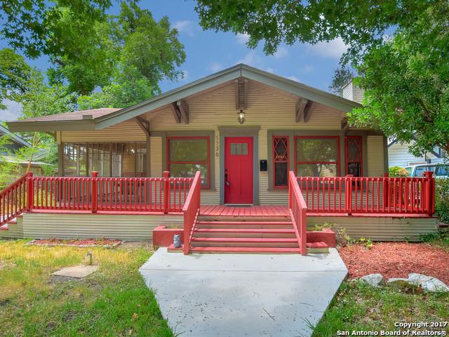 1136 W RUSSELL PL, San Antonio, TX 78201