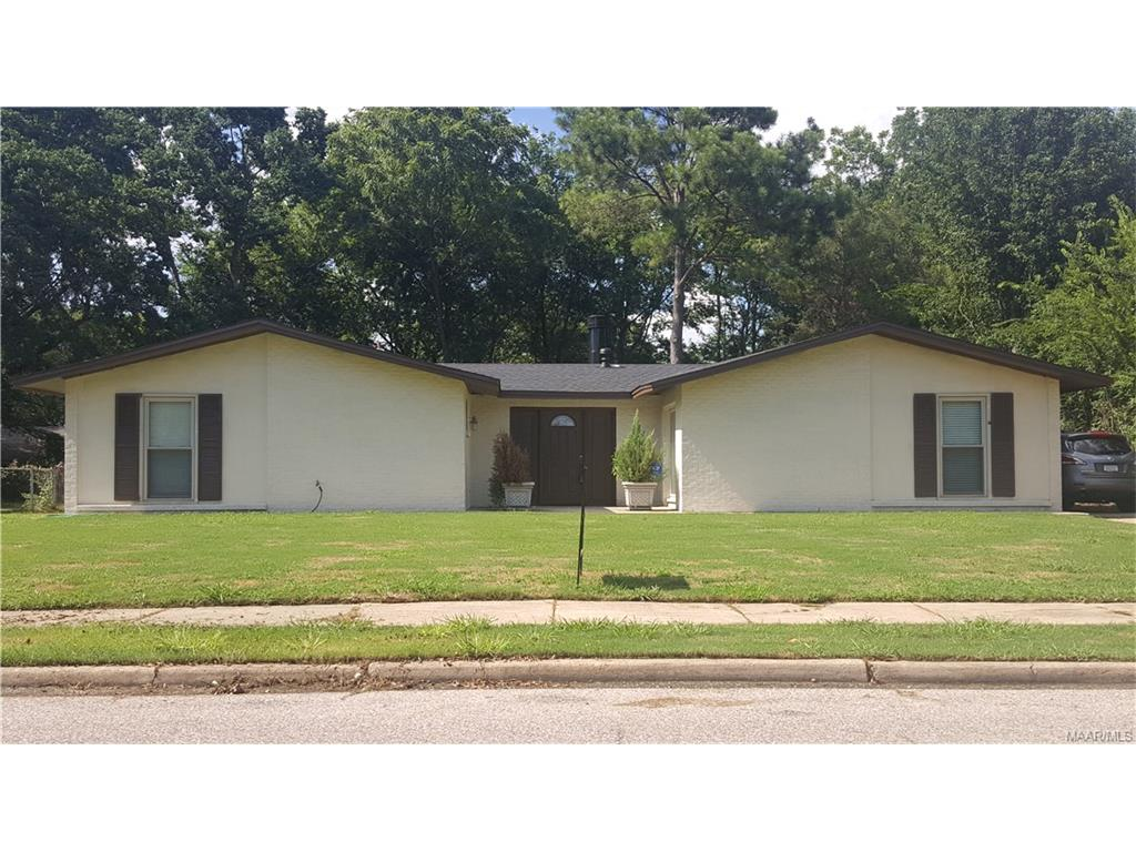 3203 BRENTWOOD Drive, Montgomery, AL 36111