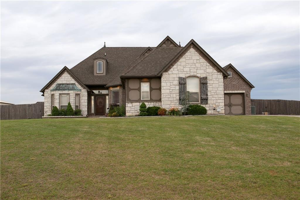 867 Sterling Drive, Choctaw, OK 73020