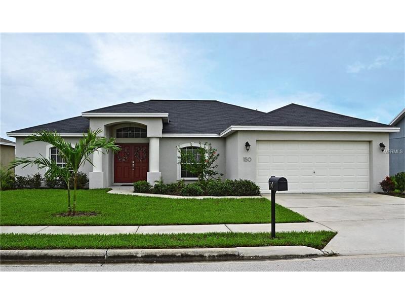 150 HIGHLAND MEADOWS PLACE, DAVENPORT, FL 33837
