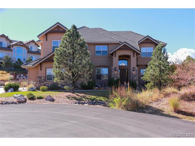 6268 Shavano Peak Place, Castle Rock, CO 80108