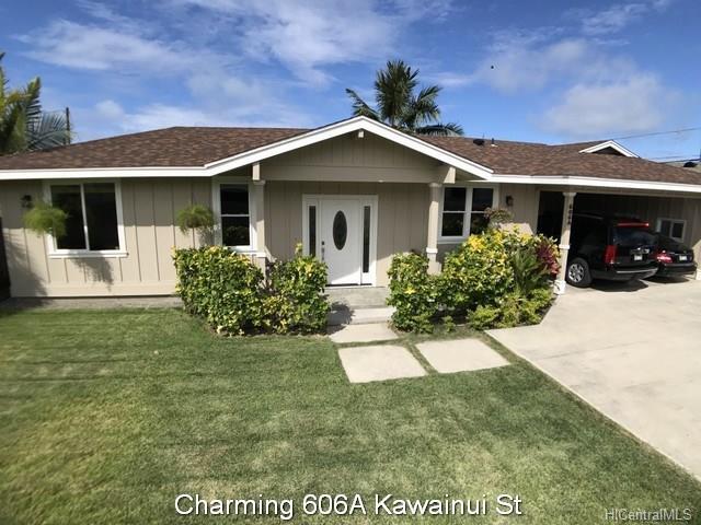 606A Kawainui Street A, Kailua, HI 96734