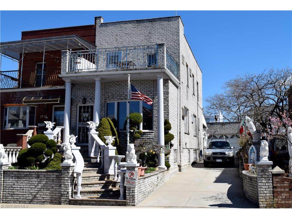 1715 72 Street, Brooklyn, NY 11204