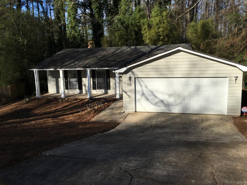 710 Creekwood Crossing, Roswell, GA 30076