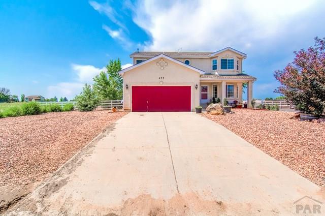 477 S Venango Dr, Pueblo West, CO 81007