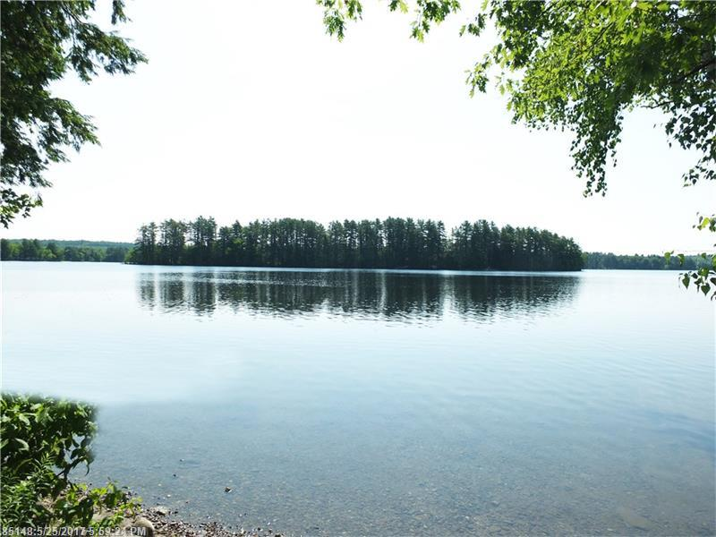 YOUR OWN MAINE ISLAND! Located on Lake Annabessacook, this 4.5+/- acre island also includes a .24 acre shore lot for parking/loading. Less than a 5 min. boat ride from shore. The lake is known for it's great bass fishing. The 1512 sf cottage, originally built in 19111 is in need of rebuild/restoration. Lake Annabessacook is a great place to spend your life - summer or year round. Enjoy all a Maine lake has to offer on your own oasis. The island is flat and easily walkable throughout. Escape to Serenity!